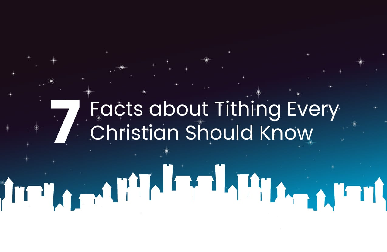 [Infographic] 7 Facts About Tithing Every Christian Should Know