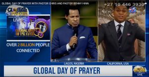 Global Day of Prayer with Pastor Chris Downloads [Day 1 - 7] 2020