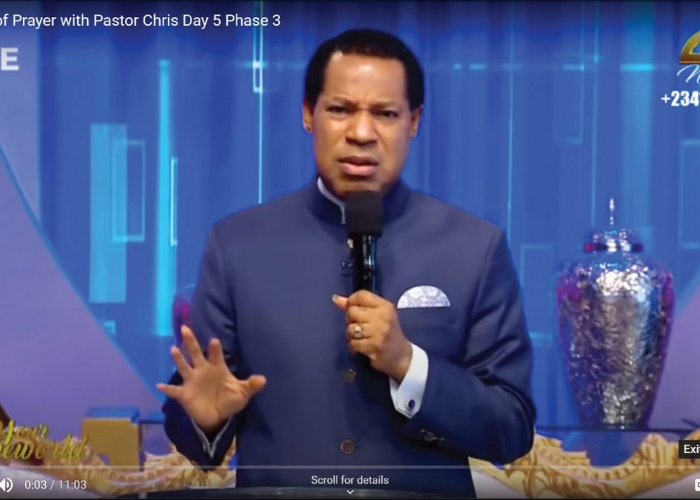 your loveworld with pastor chris 2020-01