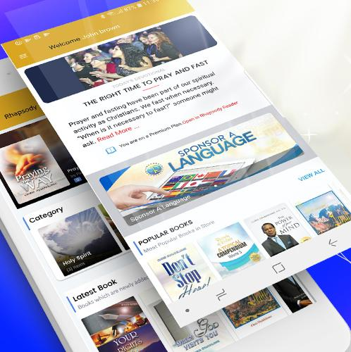 download rhapsody of realities app 2020